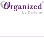 Organized by Darlene